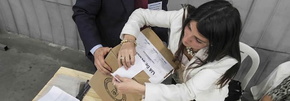 Sin acuerdo por el voto electrónico, apuran medidas para agilizar el escrutinio