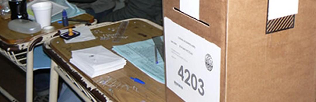 Las 10 medidas que pueden garantizar transparencia en las elecciones de octubre 2015