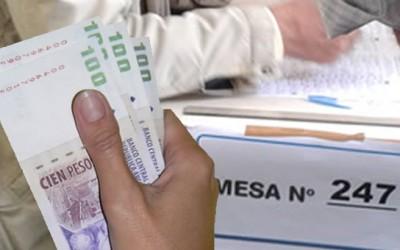 Autoridad de mesa en la Ciudad: cuánto pagarán