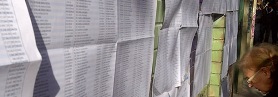 La Pampa : denuncian padrones con votantes con domicilios truchos