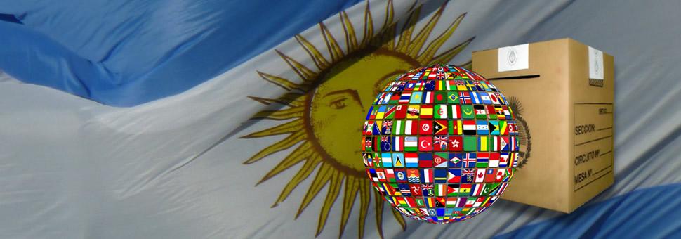 Padrón Extranjeros Ciudad de Buenos Aires CABA