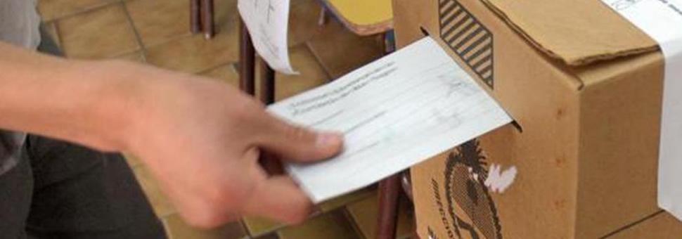 Veda electoral con prohibiciones que rigen hasta el final del comicio