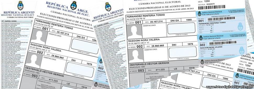 Cámaras de Argentina y Paraguay controlan posibles irregularidades en padrones electorales