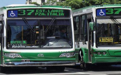 Cómo funcionará el transporte público el día de elecciones