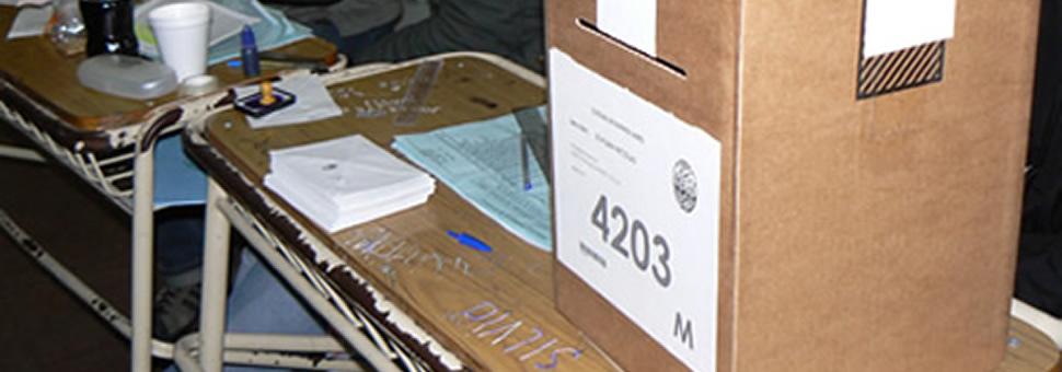La mitad de las mesas de votación bonaerenses no tiene autoridades